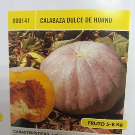 CALABAZA DULCE DE HORNO