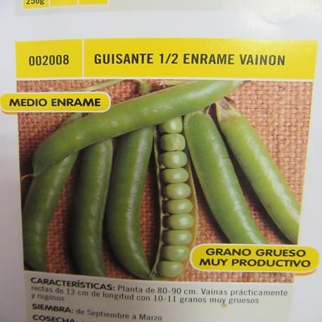 GUISANTE 1/2 ENRAME VAINON