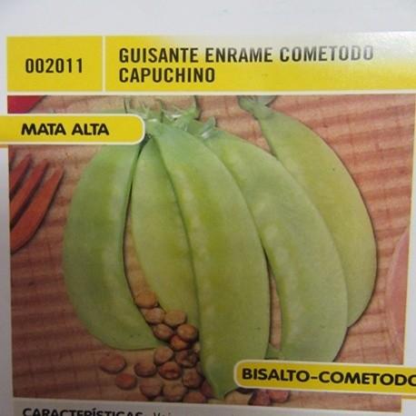 GUISANTE ENRAME COMETODO CAPUCHINO