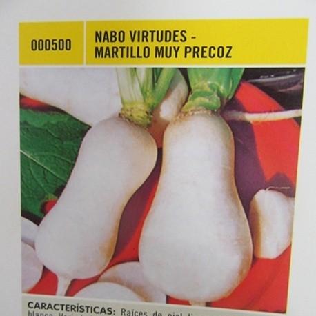NABO VIRTUDES-MARTILLO MUY PRECOZ