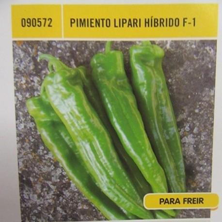 PIMIENTO LIPARI HÍBRIDO F-1