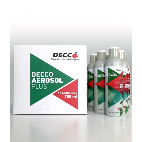 DECCO AEROSOL PLUS 750 ML