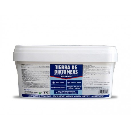 TIERRA DIATOMEAS 20 KG