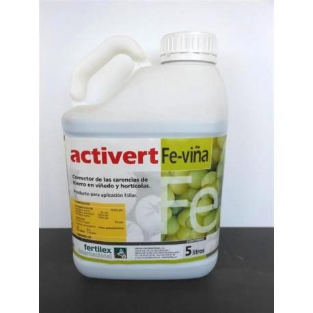 ACTIVERT Fe VIÑA 5 LTS