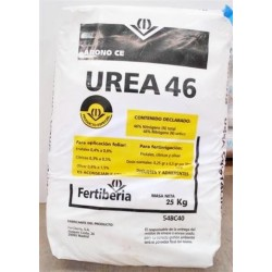 UREA FOLIAR 25 KGS