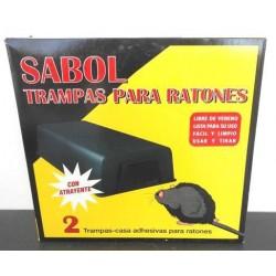 SABOL TRAMPA-CASA RATONES