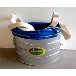 PICKINGBUCKET LARGE WITH STRIP PVC