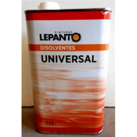 DISOLVENTE UNIVERSAL 1 L